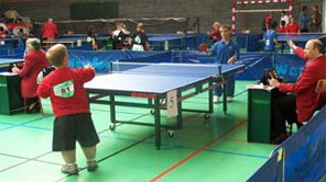 Table Tennis photo